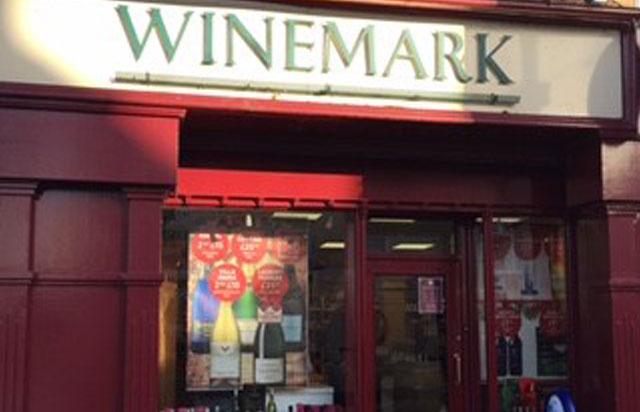 Antrim Winemark Store Front