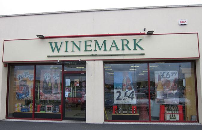 Ashbury Winemark Store Front