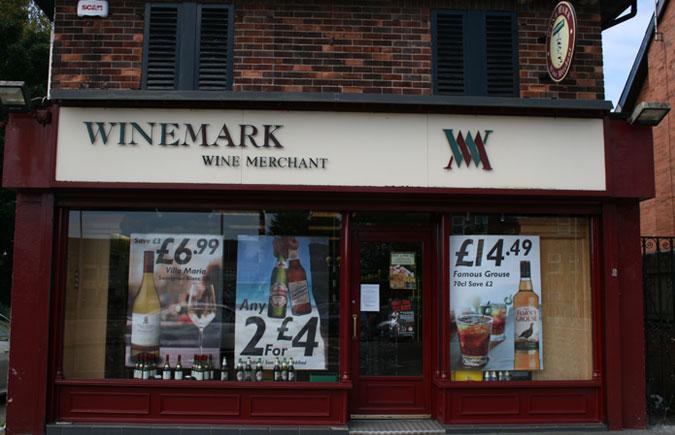 Bellsbridge Winemark Store Front