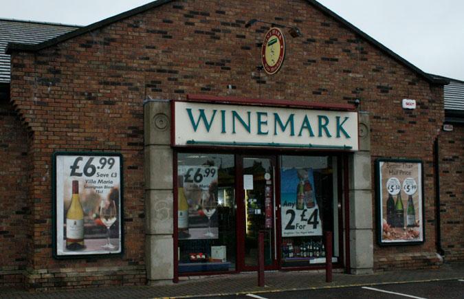 Berkshire Winemark Store Front