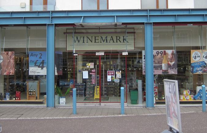Bryansburn Winemark Store Front