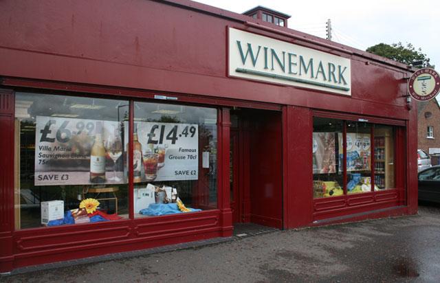 Greenmount Winemark Store Front