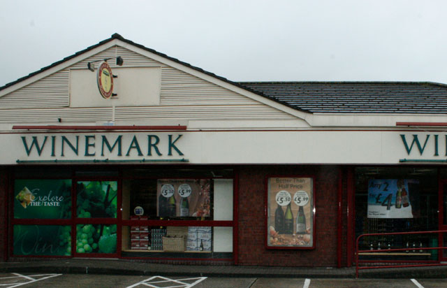Hardford Winemark Store Front