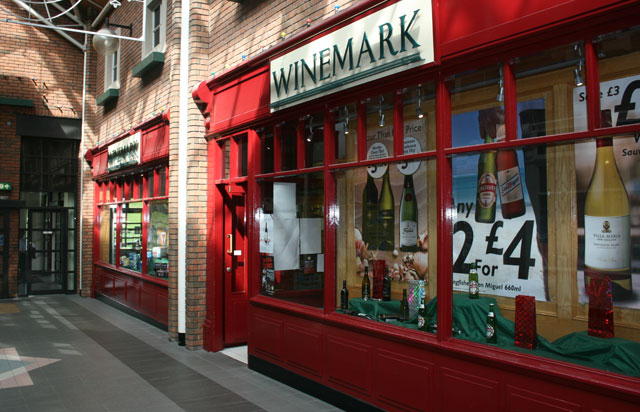 Northside Winemark Store Front