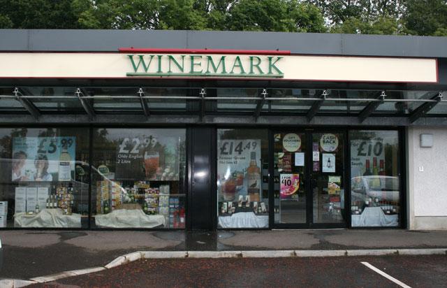 Seagoe Winemark Store Front