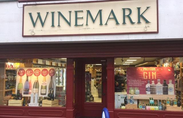 Sunnyside Winemark Store Front