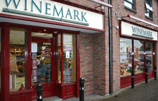 Templepatrick Winemark Store Front