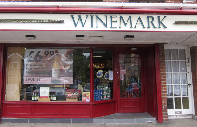 Thornleigh Winemark Store Front