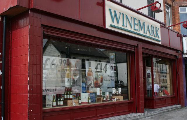 Woodstock Winemark Store Front